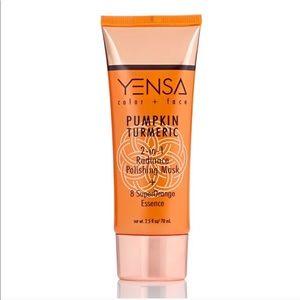 Yensa Pumpkin Turmeric Face Mask
